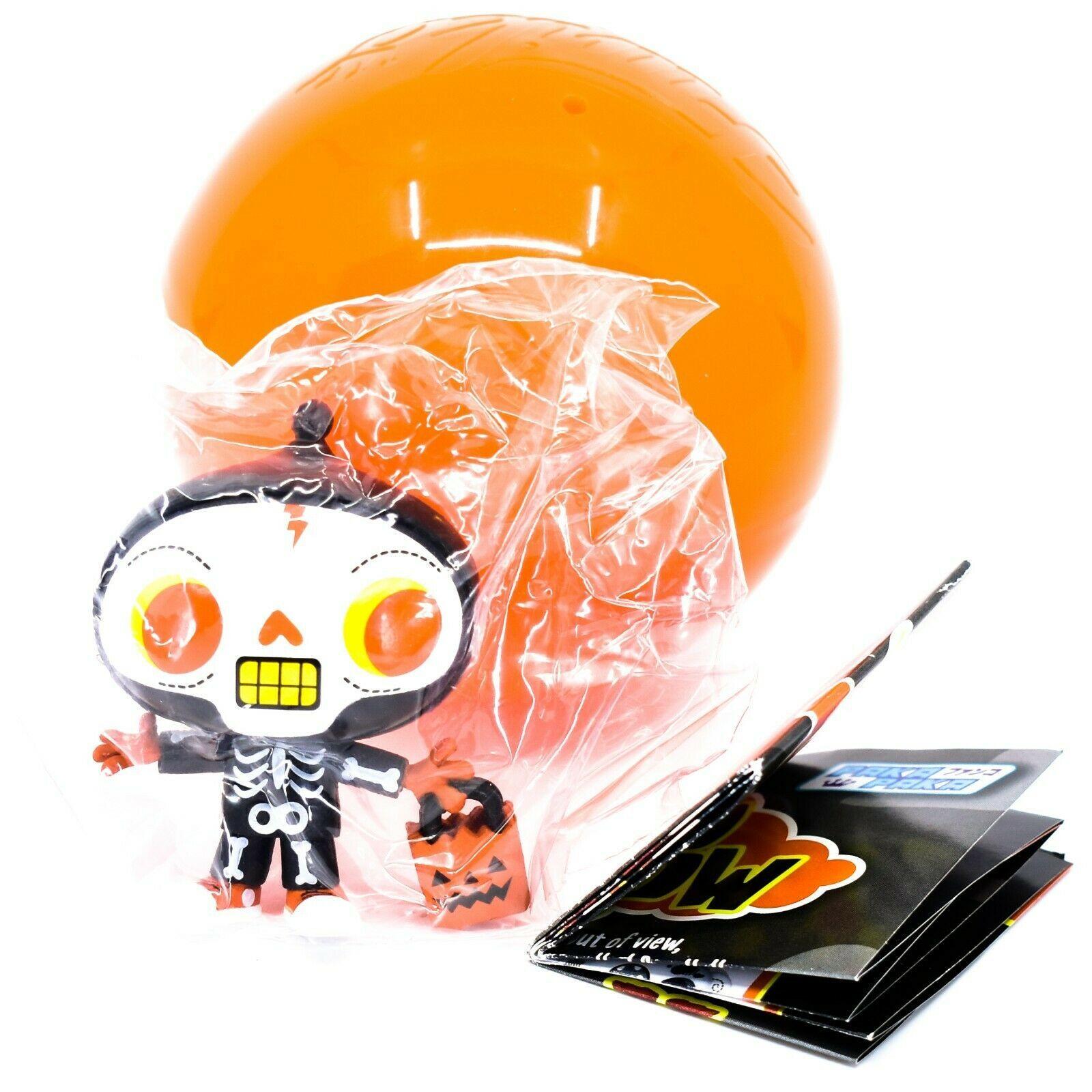 Funko Paka Paka Boo Hollow Series 1 Gabe Skeleton 1/9 Super Common Mini Figure