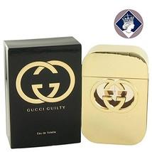 Gucci Guilty Intense Perfume By Gucci For Women 2.5 Oz / Eau De Parfum S... - $68.26