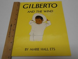 NEW Kids Gilberto and the Wind by Marie Hall Ets (1978, Trade Paperback) - $6.92