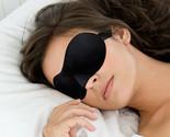 QTY 4 Travel 3D Eye Mask, Sleep Mask Soft Padded Shade Cover
