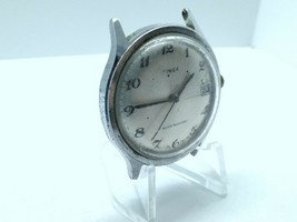 Timex Marlin Wind-up Analog Men's Watch For Parts or Repairs - $21.31