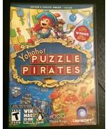PUZZLE PC GAME Yohoho! Puzzle Pirates - PC CD Computer game Complete - $9.90