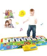 1pcs Musical carpet for kids Keyboard Musical Singing Gym Baby - $14.99