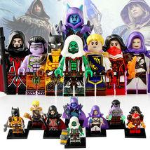 8pcs/set World Of Warcraft Minifigures Thrall Rexxar Medivh Sylvanas Lego Toy - $11.99