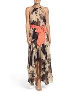 NWOT Eliza J Floral Halter Dress, Size 8 - $89.09