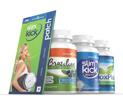 Detox & Diet Weight Loss Bundle Pack for Men 1 Month Supply - $129.95