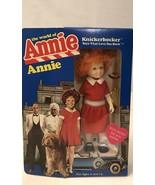 VINTAGE 1982 THE WORLD OF ANNIE KNICKERBOCKER ACTION FIGURE - $14.03