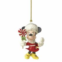 Lenox Disney 2018 Minnie Ornament Figurine Annual Sweetheart Christmas NEW - $36.14