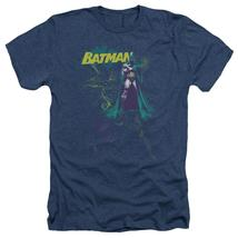 Batman - Bat Spray Adult Heather Officially Licensed T-Shirt Short Sleeve Shirt - $20.99+
