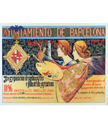 2191.Ayuinamiento de Barcelona Art Decor POSTER.Graphics to decorate hom... - $10.89+