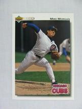 Mike Morgan Chicago Cubs 1992 Upper Deck Baseball Card 703 - $0.98