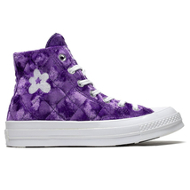 Converse Chuck 70 Hi x Golf Le Fleur (Quilted Velvet/Tillandsia Purple) ... - $144.99