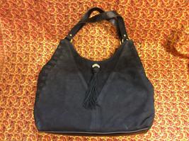 Nanette Lepore Santa Ana Hobo Tote Black MSRP $348 - $137.60