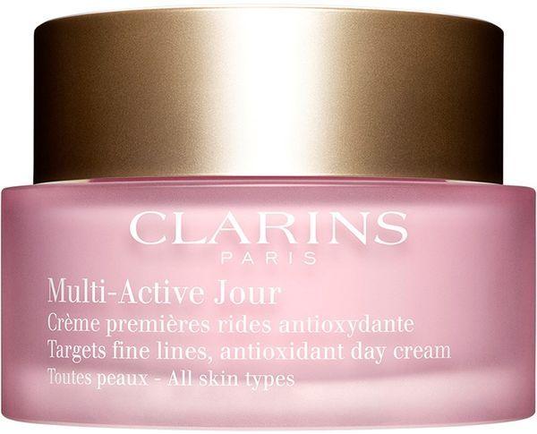 Clarins Multi Active Jour Toutes peaux