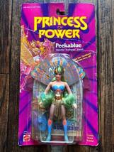 She-Ra Princess of Power PEEKABLUE Mattel Action Figure MOTU New in Package - $125.00
