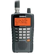 Uniden BCD325P2 Radio Scanner Police Fire EMS Air Marine Rail VHF UHF - $435.95