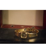 Pre-Owned Women's Gold Tone 392106 Dress Quartz... - $7.92