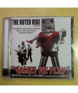 The Outer Vibe Ganes We Play USED CD - $0.99