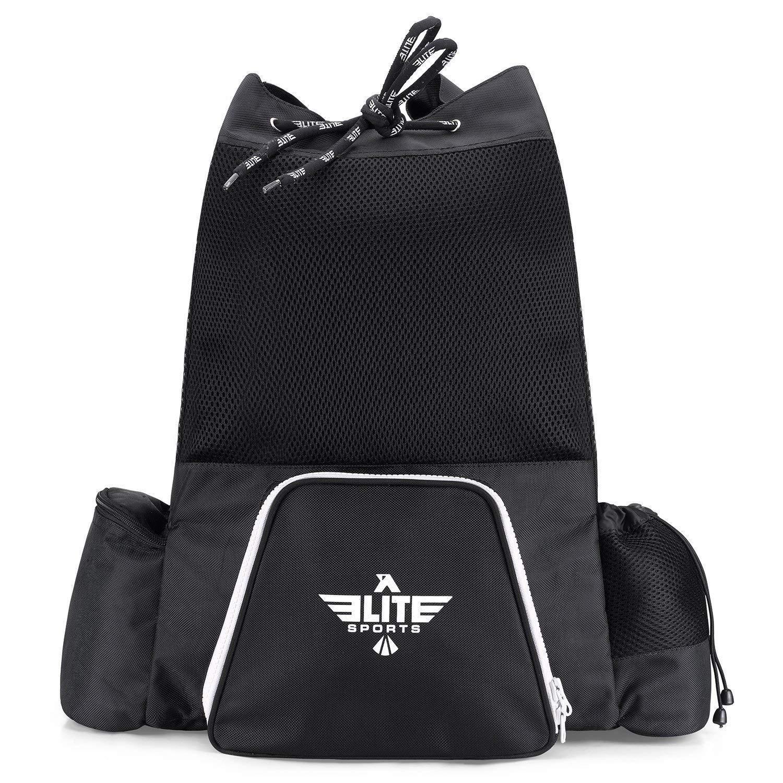 5533f8722edc ... Warrior Series Boxing MMA BJJ Gear Gym Duffel Backpack Bag reputable  site  Elite Sports Mesh Gear Gym Backpack