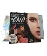 L.A. Colors Instalook #GNO Limited Edition Makeup Set with Bag 6 piece  - $12.00