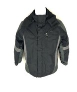 Snozu Youth Snow Jacket Black M - $29.69