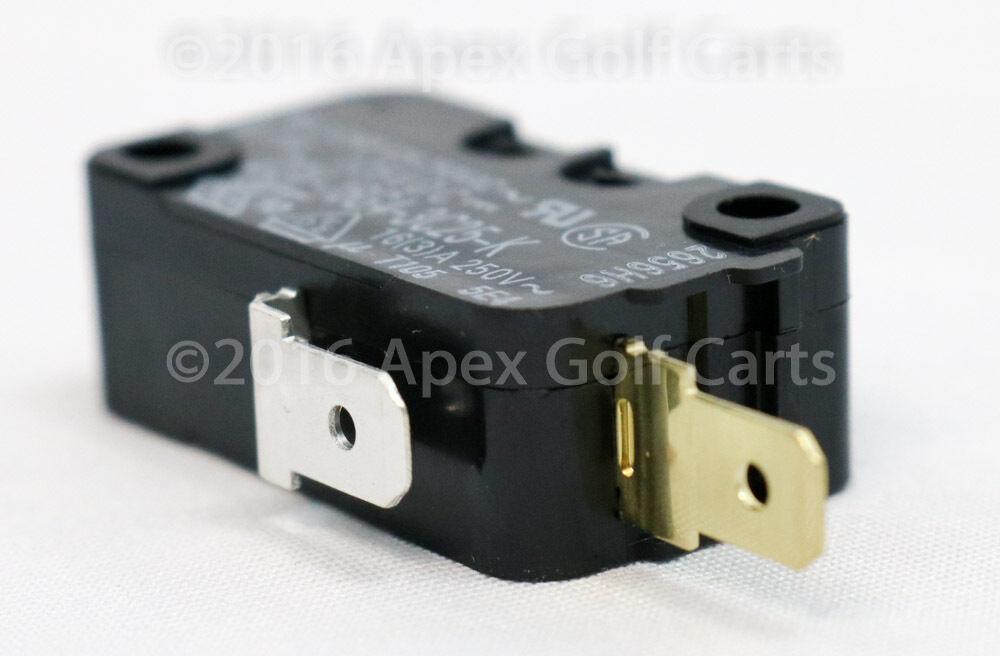 Club Car Golf Rolle Ds 2 Two Post Zacken Terminal Mikroschalter Gas Kräftiges