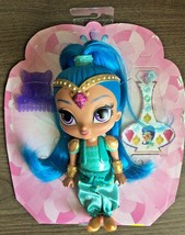 SHINE From Shimmer and Shine Fisher Price Doll 6 Inches Tall NEW - BOX D... - $13.85