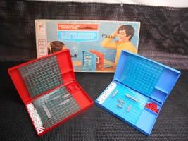 Old Vtg 1967 Milton Bradley BATTLESHIP WAR GAME #4730 COMPLETE - $29.69
