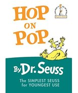 Hop on Pop (I Can Read It All By Myself) [Hardcover] Dr. Seuss - $2.82