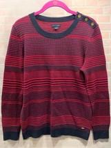 Tommy Hilfiger Langärmelige Pullover Damen GRÖSSE M - $15.54