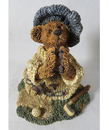 Boyds Bears and Friends Style 2227 Golfer 1993 God is with those who Per... - $20.00