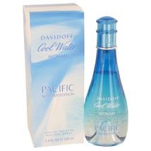 Cool Water Pacific Summer by Davidoff Eau De Toilette Spray 3.4 oz for W... - $38.99