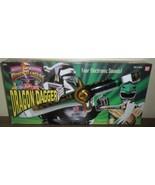 1994 Mighty Morphin Power Rangers Dragon Dagger .. New in Open Box - $84.15