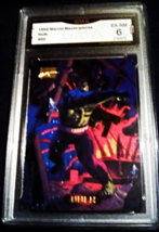 1995 Marvel Masterpieces Hulk GMA Graded 6 EX-NM Non-Sports Card Number 50 - $7.75