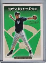 DEREK JETER 1993 Topps Gold RC #98 (E3105) - $71.96