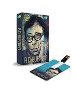 Music Card: R D Burman 320 Kbps Mp3 Audio [USB Memory Stick] Kishore Kum... - $21.77