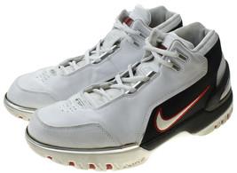 2003 Lebron1 Nike Air Zoom Mens Generation White OG AZG Sneakers Sz 9 30... - $169.28