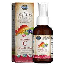 Garden of Life Vitamin C with Amla - mykind Organic C Vitamin Whole Food Supplem - $16.33