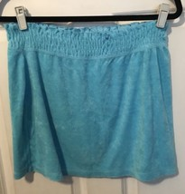 Curve Blue Stretch Skirt Size Medium - $7.99