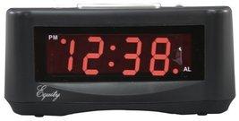Equity by La Crosse 30007 LED Alarm Clock - $57.13