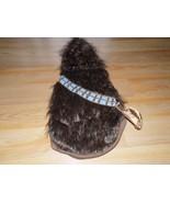 Size Small Disney Star Wars Chewbacca Chewie Pet Dog Halloween Costume New - $17.00