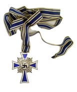 WW2 German Mothers Cross silver grade  - $89.00