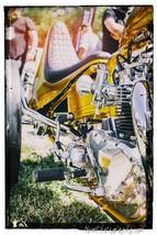 12x18 in. Poster Vintage Triumph Motorcycle, Garage Art Man Cave Harley ... - $9.00