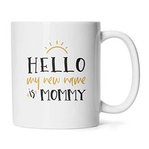 Baby Shower Gifts Coffee Mugs Mother's Day Birthday Presents For Mom To ... - $16.47