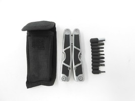 Maxam Stainless Steel Multi Tool w/ Various Bits - Usually ships in 12 h... - $10.88