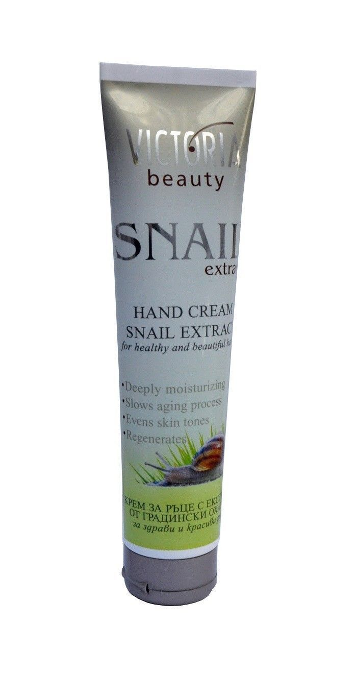Victoria Beauty Anti-Aging Hand Cream With Snail Extract 100ml image 2