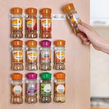 Spice Rack Spice Wall Storage Plastic Kitchen O... - $3.28