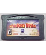 Authentic Nintendo Game Boy Advance Game GBA Disney's Chicken Little Car... - $8.99