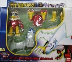 Digimon Adventure Armor super evolution figure vol.2 Horusmon Kit Japan ... - $56.68