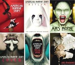 American horror story 1 6 dvd asylum  coven ronoke thumb200